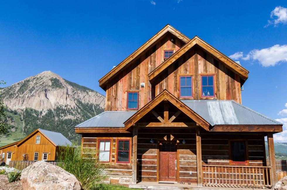 Mountain Home, Crested Butte, Colorado