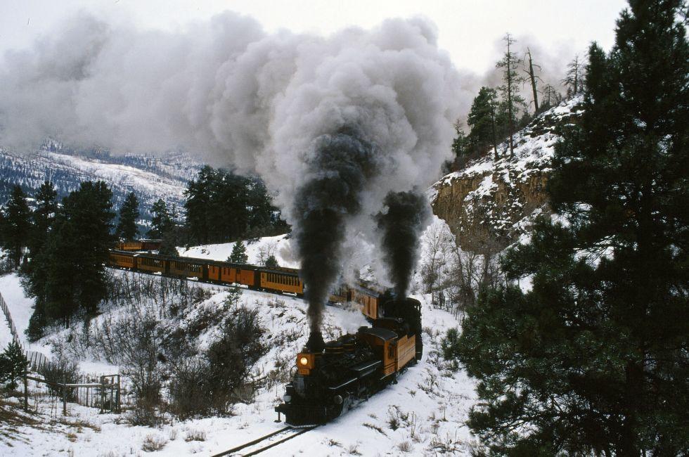 Train, Durango, Colorado