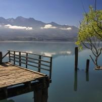 Lake Wakatipu, Kinloch, Upper South Island amd the West Coast, New Zealand