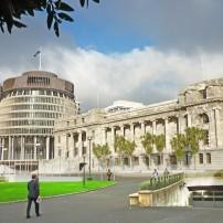 New Zealand Parliament, Wellington and the Wairarapa, New Zealand