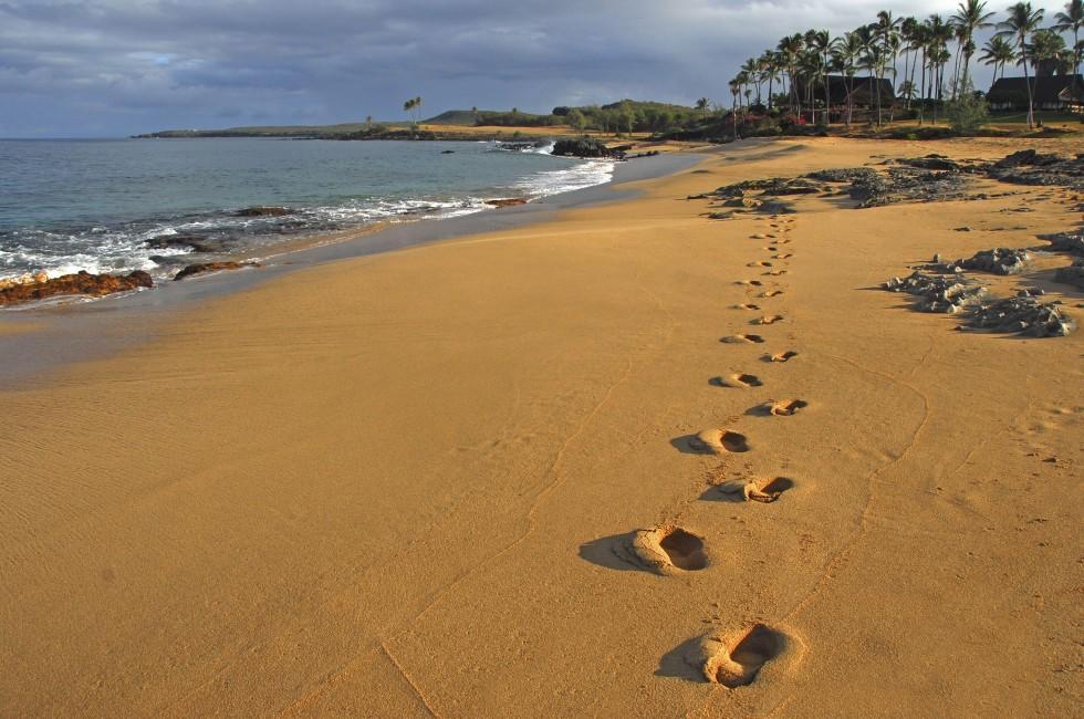 Kepuhi Beach Molokai Hawaii, USA