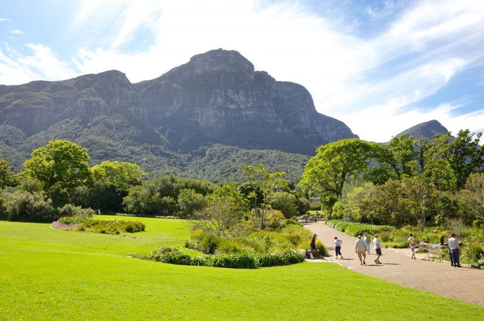 Kirstenbosch National Botanical Garden, Cape Town, South Africa