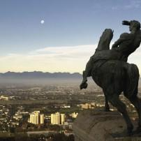 Rhodes Memorial, Cityscape, Cape Town, South Africa