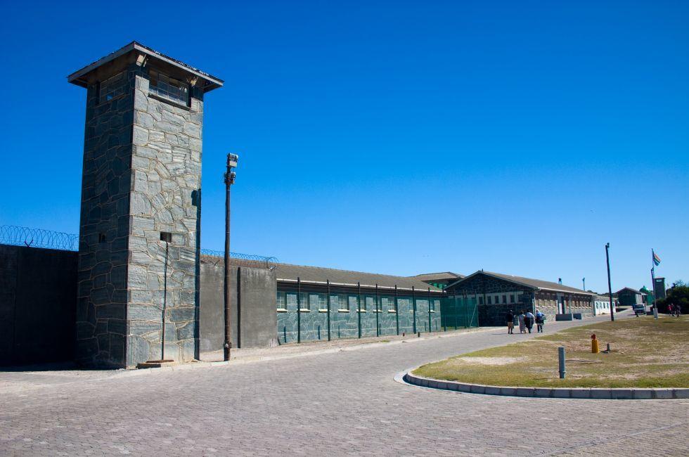Robben Island Prison, Robben Island, Cape Town, South Africa
