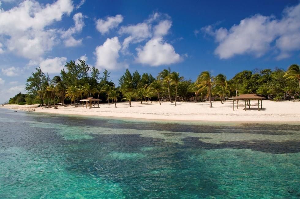 Beach, Cayman Brac, Cayman Islands, Caribbean