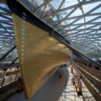 Ship, Cutty Sark, London, England
