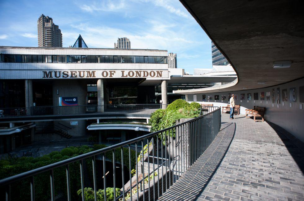 The Museum of London, London, England