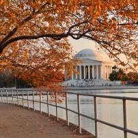 Jefferson Memorial, Tidal Basin, Washington, D.C., USA