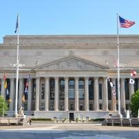 National Archives, Washington, D.C., USA