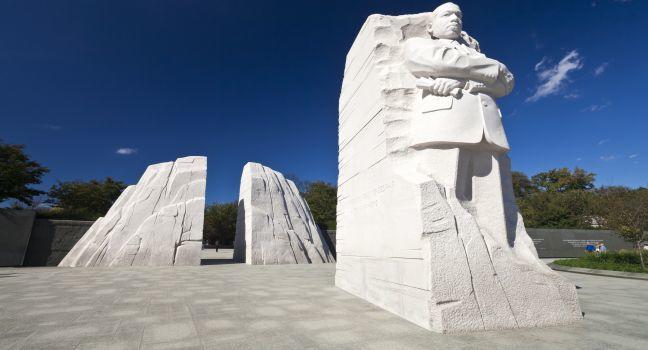 Martin Luther King Jr National Memorial Review Washington D C