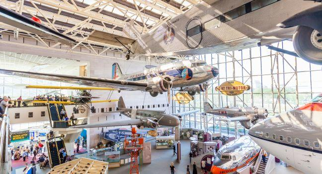 National Air And Space Museum Review Washington D C Usa