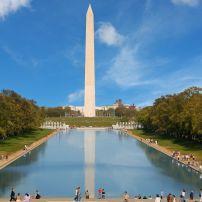 Washington Monument, The Mall, Washington, D.C., USA