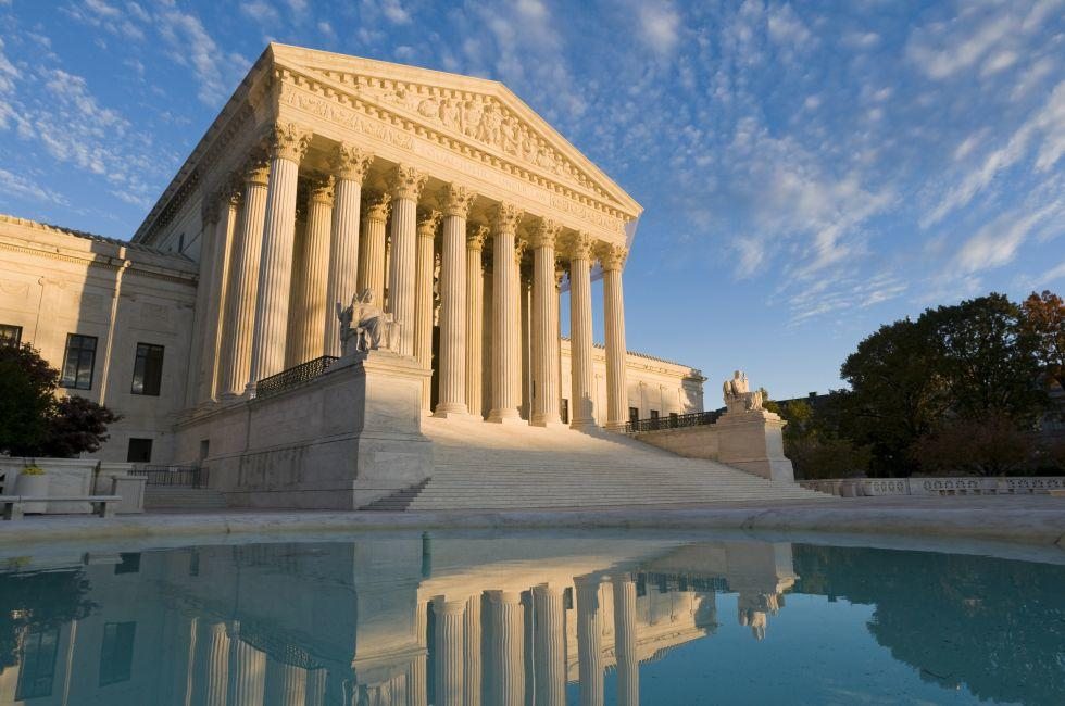 US Supreme Court, Washington, DC, USA