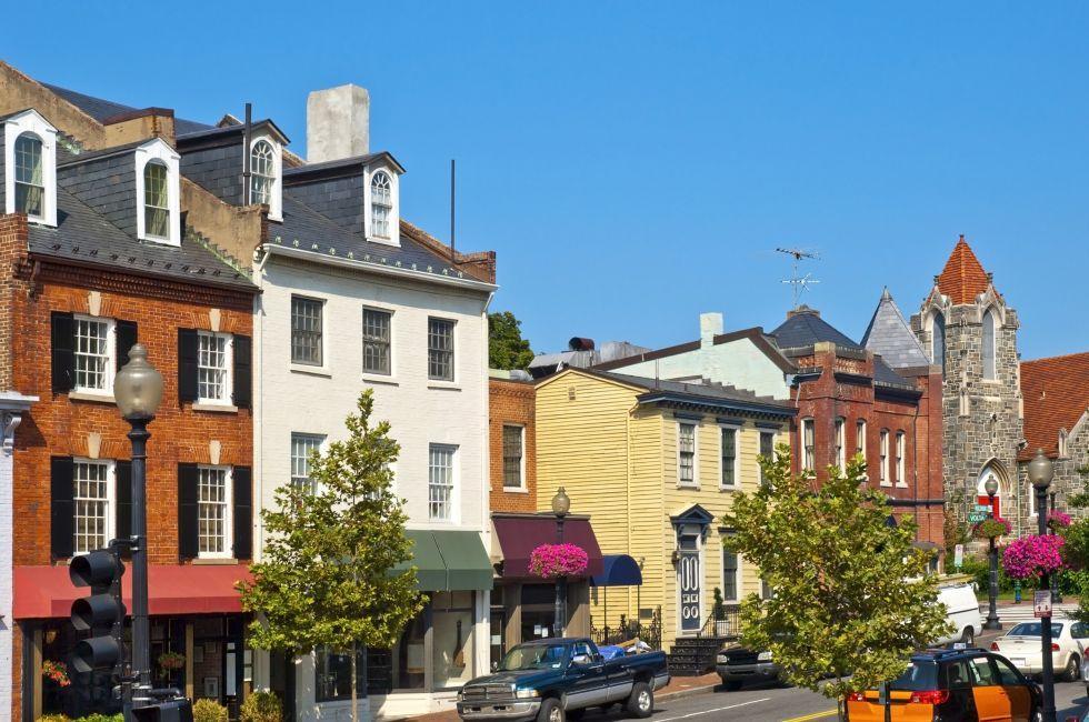 Georgetown, Washington, D.C., USA