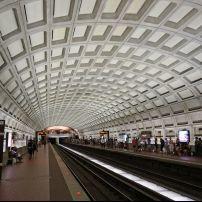 Dupont Circle Metro Stop, Dupont Circle, Washington D.C.