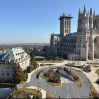 National Cathedral, Washington, D.C., USA, North America