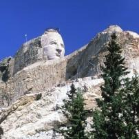 Crazy Horse Memorial, Custer County, South Dakota, USA