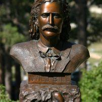 Wild Bill Hickok Grave, Deadwood, South Dakota