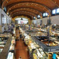 West Side Market, Cleveland, Ohio, USA