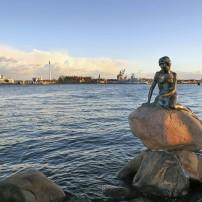 Little Mermaid, Monument, Copenhagen, Denmark