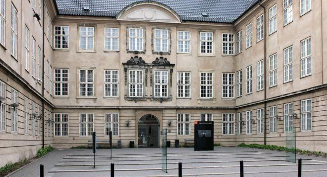 Nationalmuseet, National Museum of Denmark, Copenhagen
