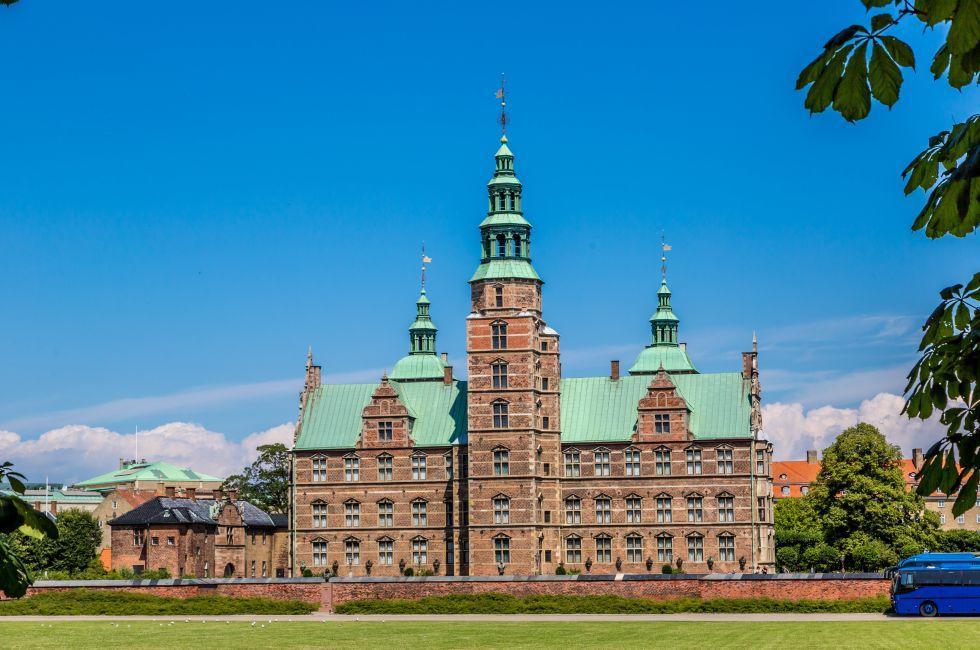 Rosenborg Slot, Copenhagen, Denmark
