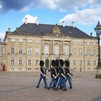 Royal Gard, Copenhagen, Denmark