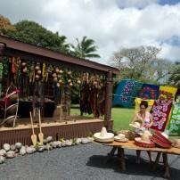 Woman, Souvenir Shop, Rarotonga, Cook Islands, Australia and the Pacific