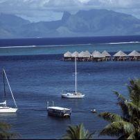 Hotel Le Meridian, Tahiti