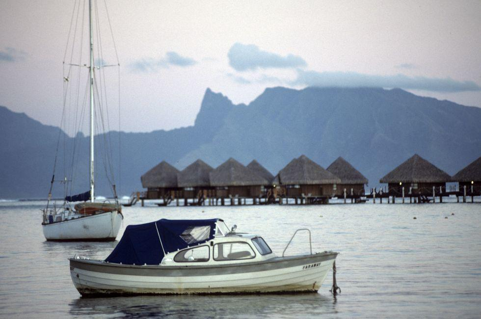 Tahiti Maeva Beach Resort, Maeva Beach, Tahiti