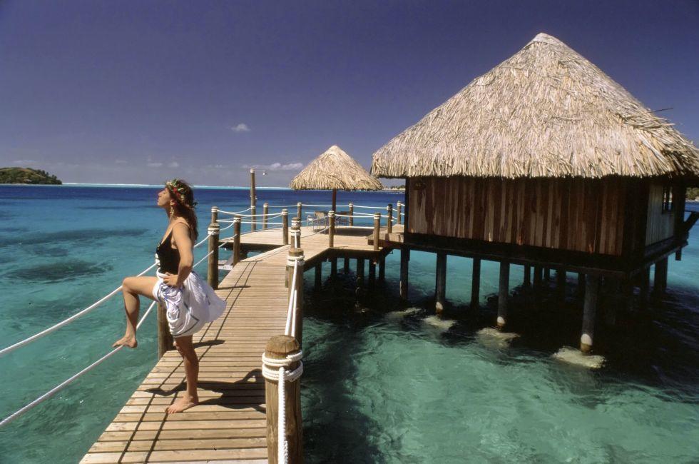 Bora Bora, Sofitel, French Polynesia