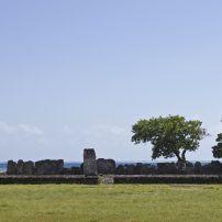Marae Ruins, Raiatea, French Polynesia