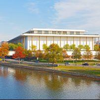 John F. Kennedy Center for the Performing Arts, The White House Area and Foggy Bottom,  Washington, D.C., USA.
