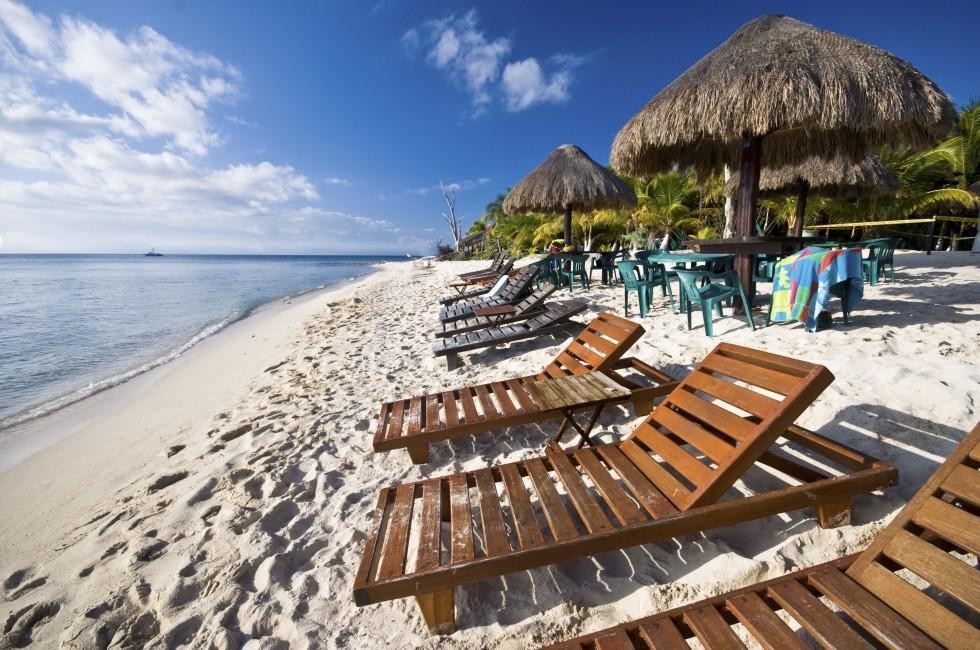 Beach, Cozumel, Mexico