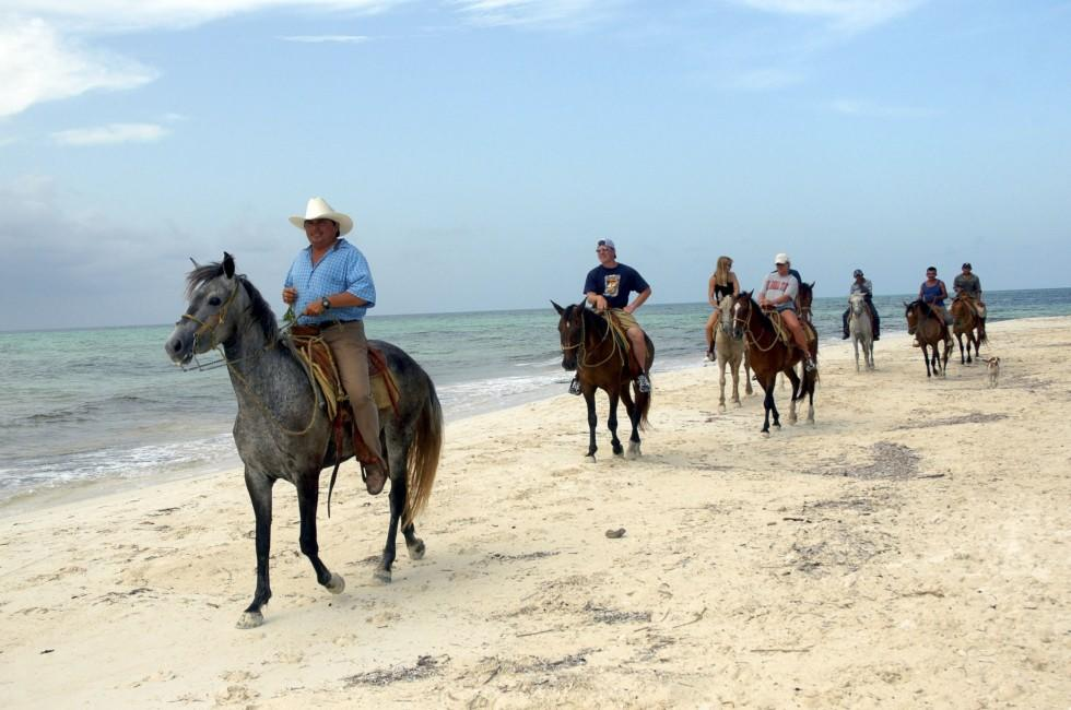 Horseback Riding, Cozumel