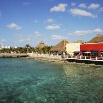 San Miguel, Cozumel island, Mexico
