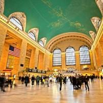 Ceiling, Grand Central Terminal, New York City, New York, USA
