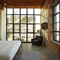 Wythe Hotel, Brooklyn, New York, USA