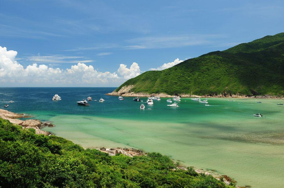 Beach, Tai Long Wan, The New Territories, Hong Kong, Asia