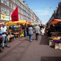Albert Cuyp Market, The Pijp, Amsterdam, Holland