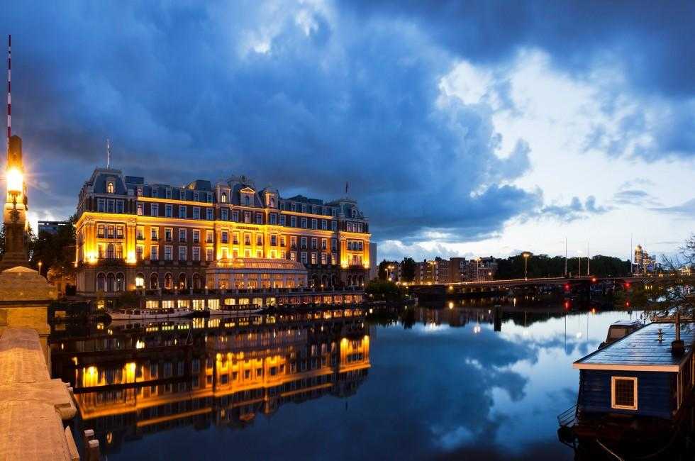Amstel Hotel, East of the Amstel, Amsterdam, Holland
