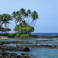 Anaehoomalu Bay, Kohala Coast , Big Island, Hawaii, USA