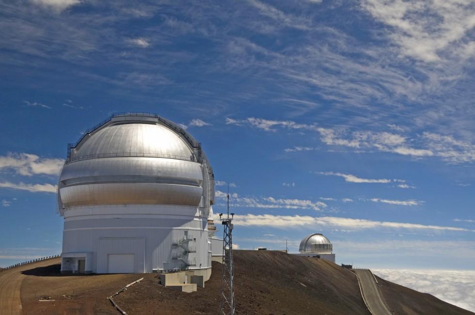 Gemini Observatory, Mauna Kea, Big Island, Hawaii, USA