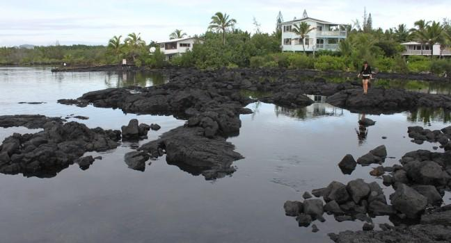 Kapoho Tide Pools, Pahoa, Big Island, Hawaii, USA