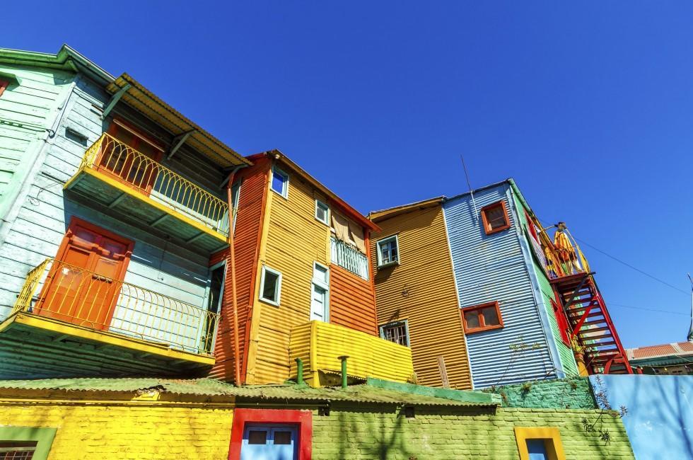 House, La Boca, Buenos Aries, Argentina