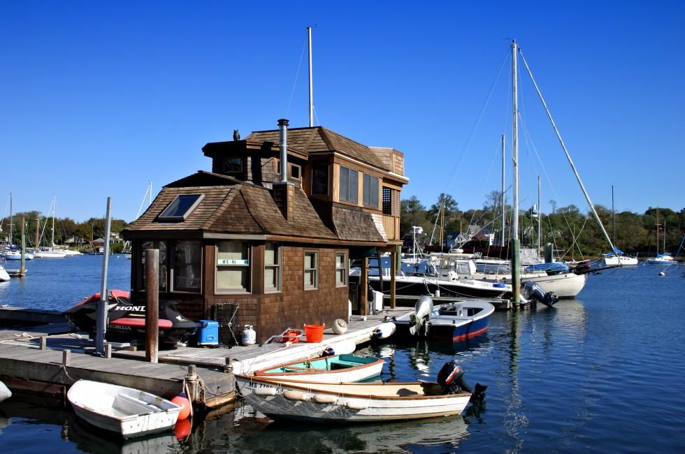 Woods Hole, Falmouth, Cape Cod, Massachusetts, USA