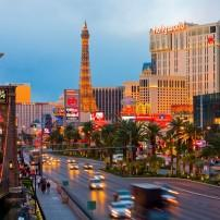 Center Strip, Las Vegas, Nevada, USA