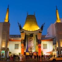 Grauman's Chinese Theater, Los Angeles, California, USA