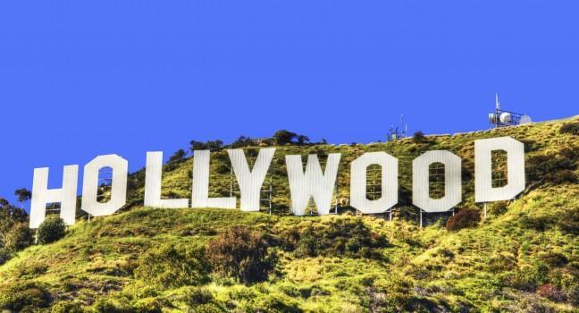 Sign, Hollywood, Los Angeles, California, USA