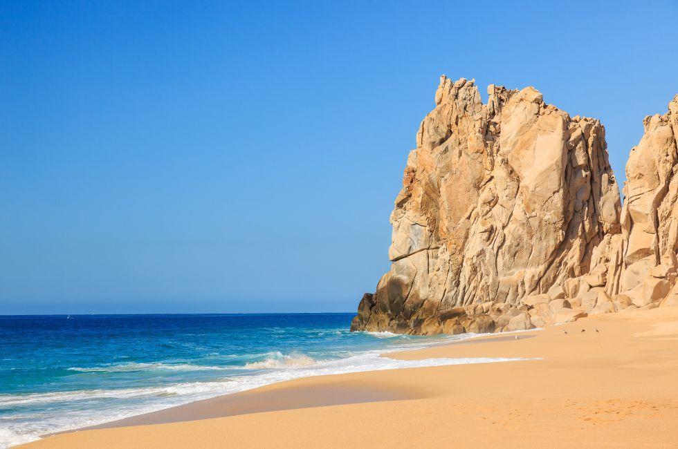 Lovers Beach, Cabo San Lucas, Mexico